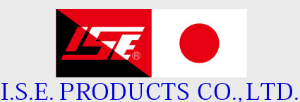 ISE PRODUCTS logo
